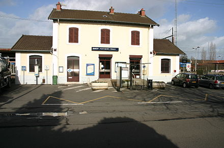 Saint Fargeau Ponthierry Wikiwand