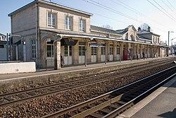 Chantilly-Gouvieux station