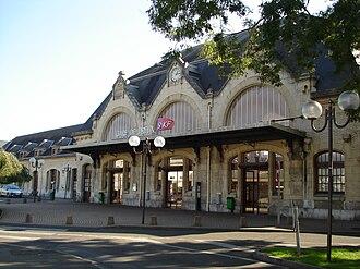 Dreux station - Dreux railway station