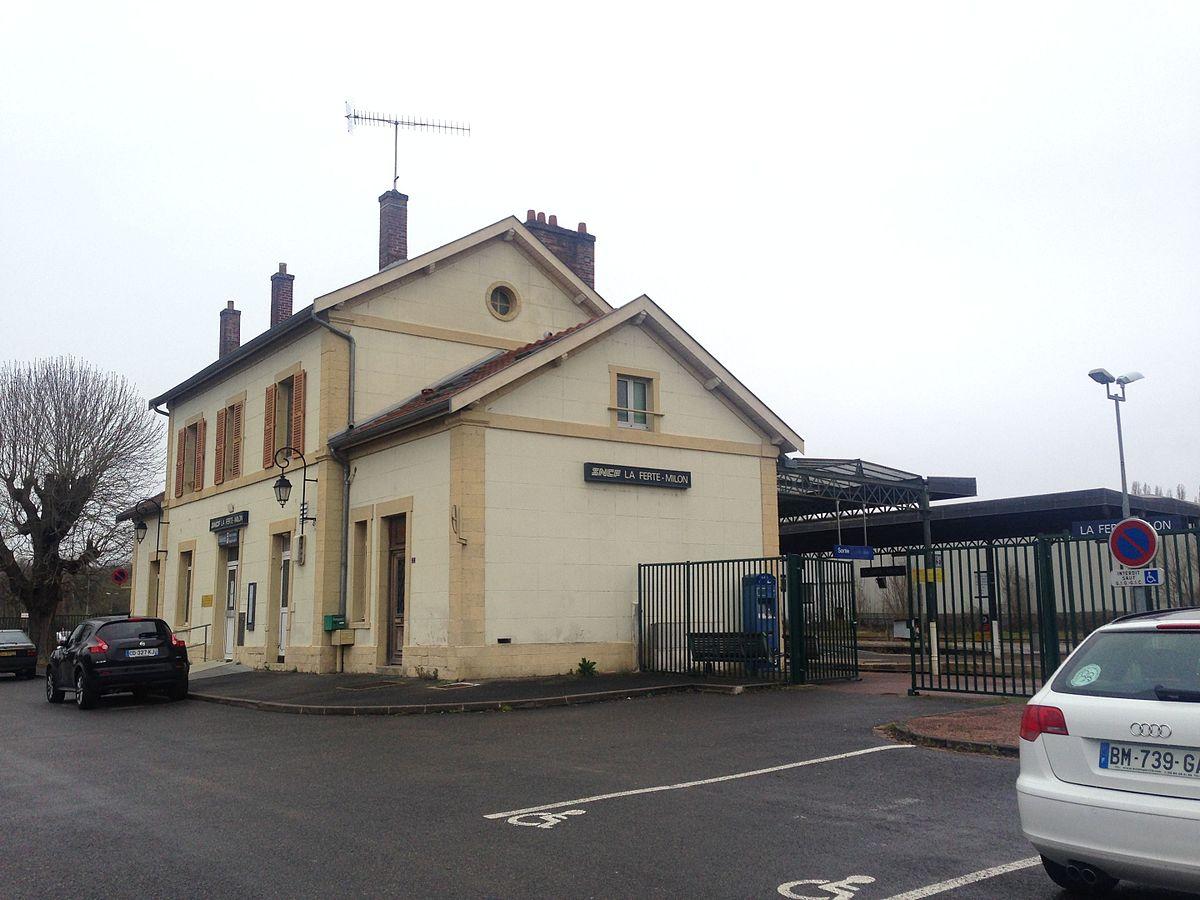 Bus La Fert Ef Bf Bd Sous Jouarre Centre Ville Gare