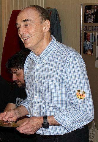 Garrick Hagon - Hagon at Noris Force Con, 2011