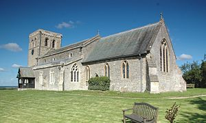 Garsington - Image: Garsington St Mary SE2