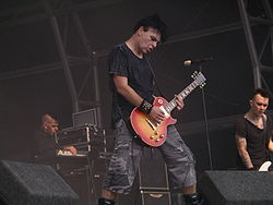 Gary Numan - Bestival - September 2008