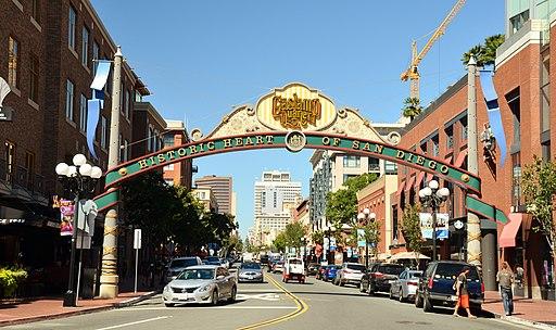 Gaslamp Quarter, San Diego, CA 92101, USA - panoramio (3)