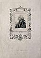Gaspard Monge, Comte de Peluse. Line engraving by J. M. Font Wellcome V0004063.jpg