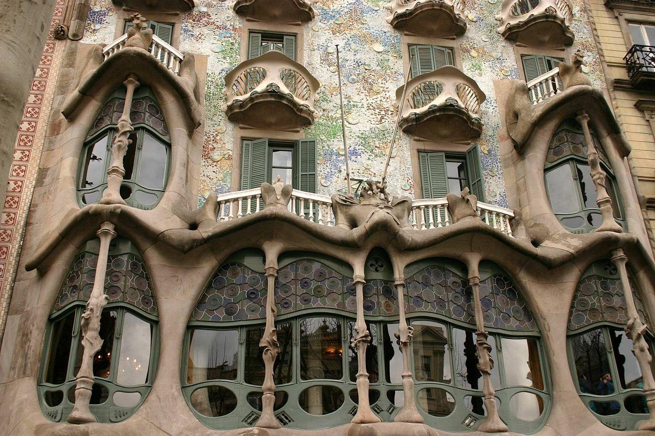 File gaudi 39 s casa batllo barcelona spain img 5380a jpg wikimedia commons - Natura casa barcelona ...