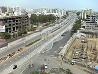 Gaurav path in surat.JPG