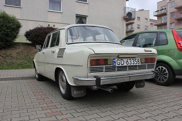 Gdansk Skoda 100L 3