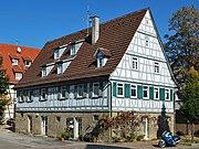 Gebersheim Fachwerkhaus Alte Dorfstraße 12.jpg