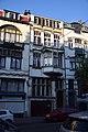 Geheel van art-nouveauhuizen Waterloosesteenweg Sint-Gillis detail 2.jpg
