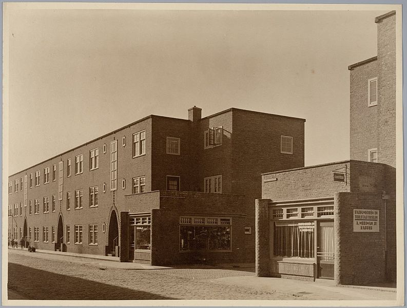 File:Gemeentelijke woningbouw 'Duindorp' - Municipal Housing 'Duindorp' (6828951565).jpg