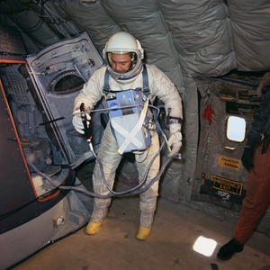 Gemini 10 Williams training.TIF