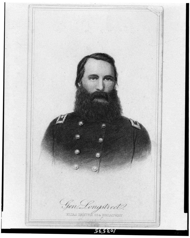Gen. Longstreet LCCN91783856