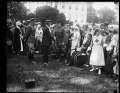 Gen. Pershing greeting wounded soldiers at the White House LCCN2016893520.tif