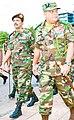 Gen shavendra silva nd maj gen Prasanna walking in style.jpg