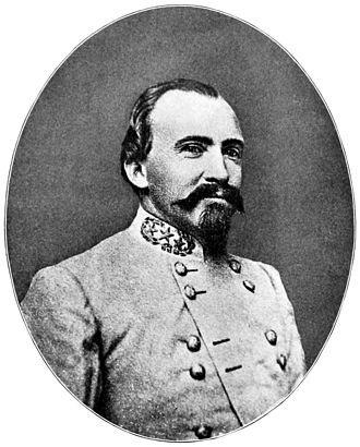 Battle of Corydon - Confederate Brig. Gen. John Hunt Morgan