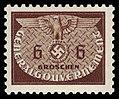 Generalgouvernement 1940 D16 Dienstmarke.jpg