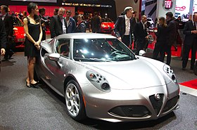 Image illustrative de l'article Alfa Romeo 4C