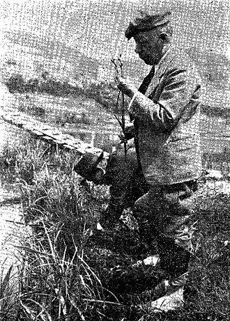 Gen-ichi Koidzumi - Image: Genichi koizumi
