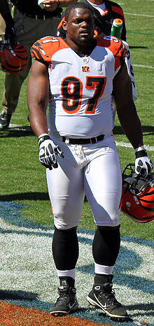 Description de l'image Geno Atkins.JPG.