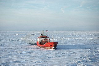 Finnish-Swedish ice class An ice class assigned to a vessel operating in first-year ice in the Baltic Sea