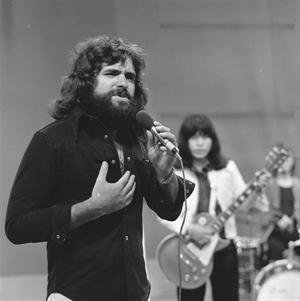 George Baker (Dutch singer) - George Baker in 1974.