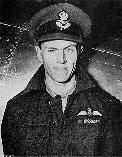 George Beurling WWII Ace