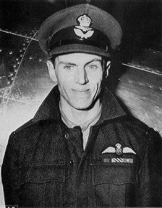 "George Beurling - ""Buzz"" Beurling in March 1943"