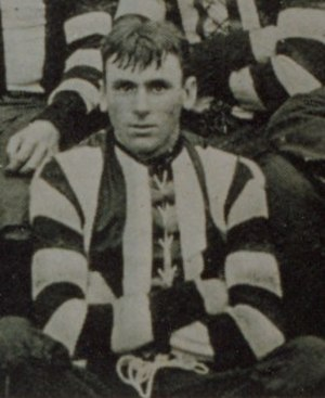 George Green (Australian rules footballer) - Green during his career with Collingwood