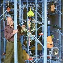 george rhoads machine
