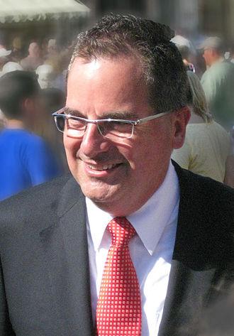 George Kalogridis - Kalogridis at the Disneyland Resort 55th Anniversary celebration
