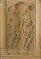 Georges Castex Bas-relief de Moissac Musée des Augustins 49653.JPG