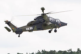 German Army Eurocopter EC 665 Tiger UHT 98-18 2