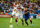 Germany and Argentina face off in the final of the World Cup 2014 01.jpg