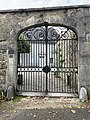 Gertrude Stein's house (Billignin), portal.jpg
