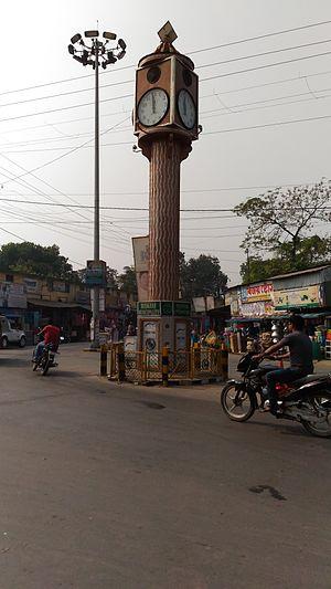 Raiganj - Image: Ghori More, Raiganj