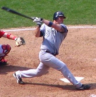 Major League Baseball Comeback Player of the Year Award - Image: Giambino