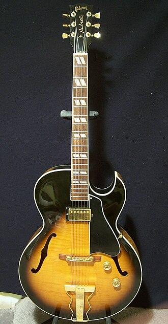 Gibson ES-165 - Image: Gibson ES 165 Herb Ellis (1996)