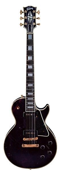 File:Gibson Les Paul 54 Custom.jpg