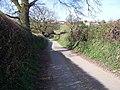 Giddywell Lane, Longdon - geograph.org.uk - 390397.jpg