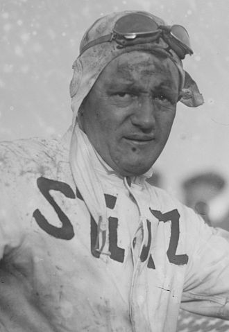 Gil Andersen - Andersen at the 1915 Indianapolis 500