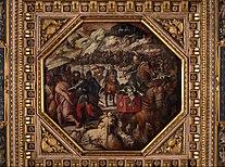 Giorgio Vasari - Defeat of the Venetians in Casentino - Google Art Project