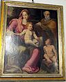 Giovanni Maria Butteri, sacra famiglia e san giovannino, 1570-75 ca..JPG