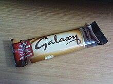 Galaxy Chocolate Brand