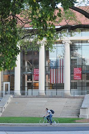 John Glenn College of Public Affairs - Image: Glenn School