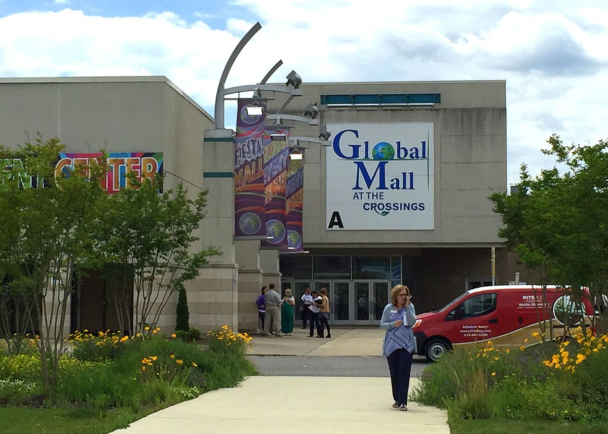 Global Mall At The Crossings Wikipedia