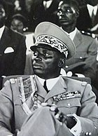 Gnassingbé Eyadema, 1972