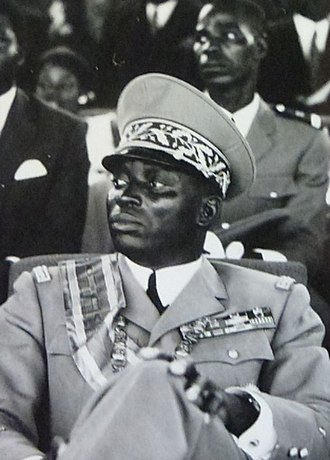 Togo - Gnassingbé Eyadéma ruled Togo from 1967 until his death in 2005