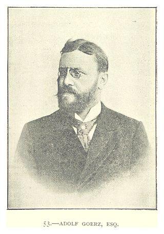 Adolf Görz