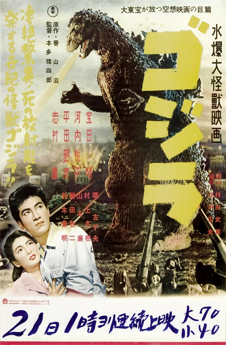 Kaij kaij from japanese strange beast is a japanese film genre that features monsters usually attacking major cities and engaging the